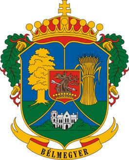 Bélmegyer település címere