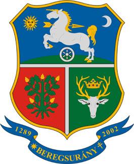 Beregsurány település címere