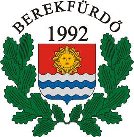 Berekfürdő település címere