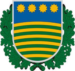 Bezedek település címere