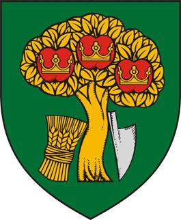 Biri település címere