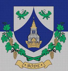 Böde település címere