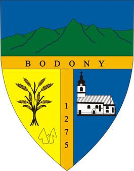 Bodony település címere