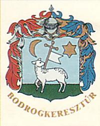 Bodrogkeresztúr település címere