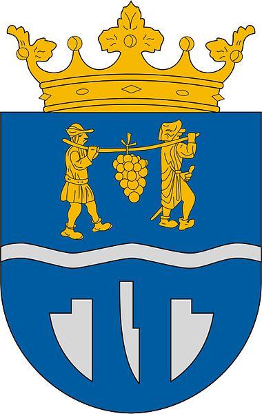 Bogács település címere