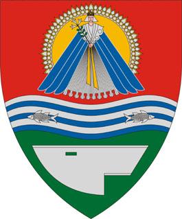 Boldog település címere