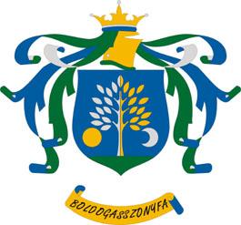 Boldogasszonyfa település címere