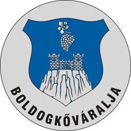 Boldogkőváralja település címere