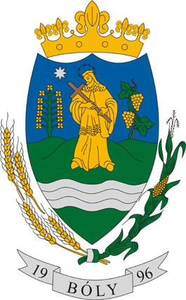Bóly település címere