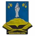 Borszörcsök település címere