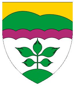 Borzavár település címere