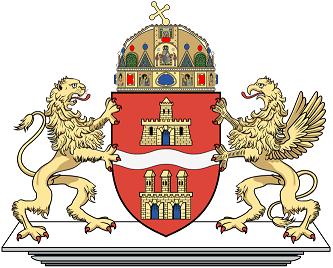 Budapest település címere
