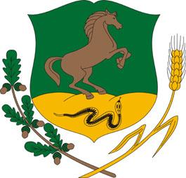 Bugac település címere