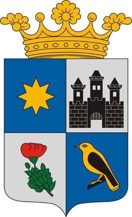 Buják település címere