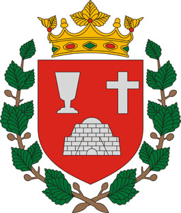Bükkszentkereszt település címere