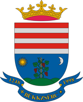 Bükkzsérc település címere
