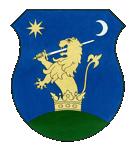 Büssü település címere