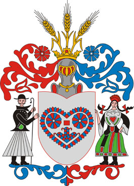 Buzsák település címere