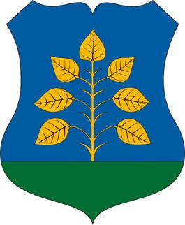 Csanádalberti település címere