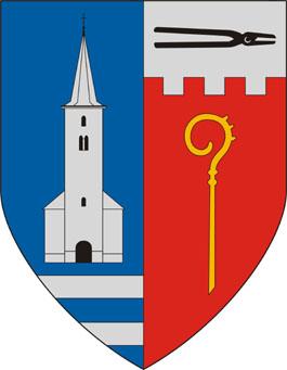 Csatár település címere