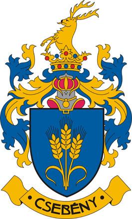 Csebény település címere