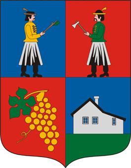 Csemő település címere