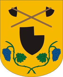 Cserépfalu település címere