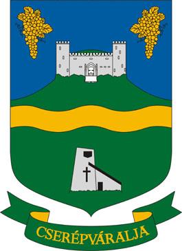 Cserépváralja település címere