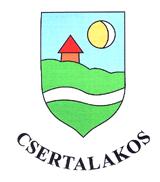 Csertalakos település címere