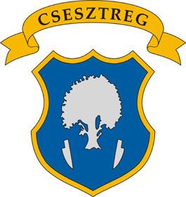 Csesztreg település címere