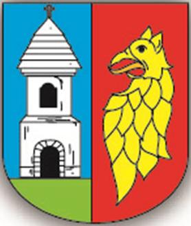 Csesztve település címere