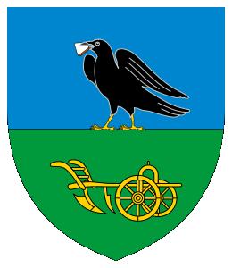 Dabrony település címere