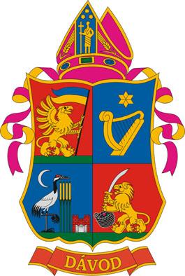 Dávod település címere