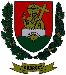 Döbröce település címere