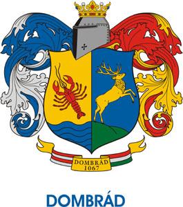 Dombrád település címere