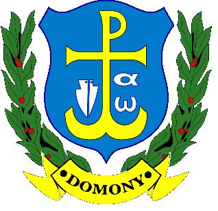 Domony település címere