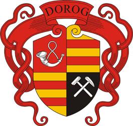 Dorog település címere