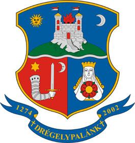 Drégelypalánk település címere