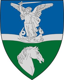 Dunakeszi település címere