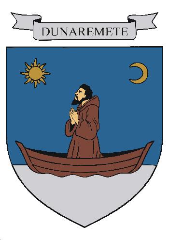 Dunaremete település címere