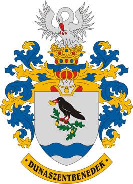 Dunaszentbenedek település címere
