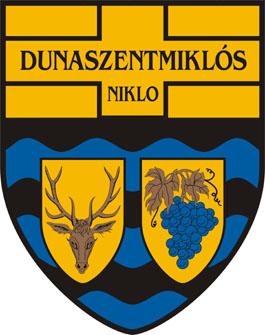 Dunaszentmiklós település címere