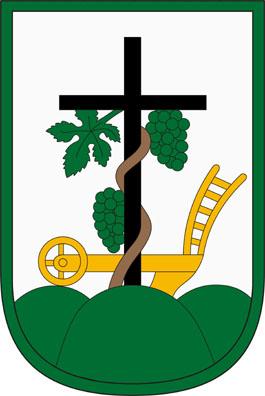 Ecseg település címere