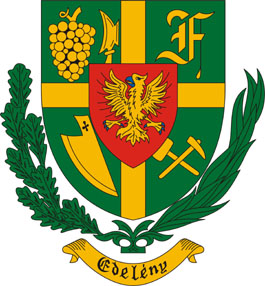Edelény település címere