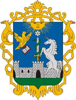 Eger település címere