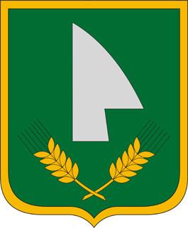 Egyek település címere