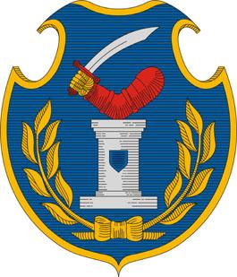Egyházashetye település címere