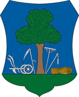 Erdőtarcsa település címere