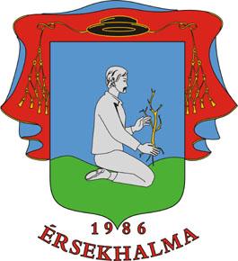 Érsekhalma település címere