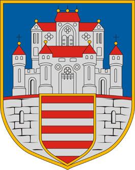Esztergom település címere